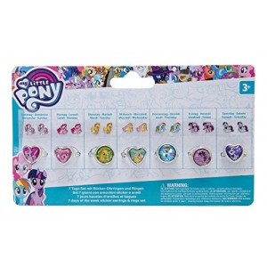 Joy Toy 95082 Set 7 Giorni My Little Pony